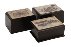 Assorted Antique Style Box
