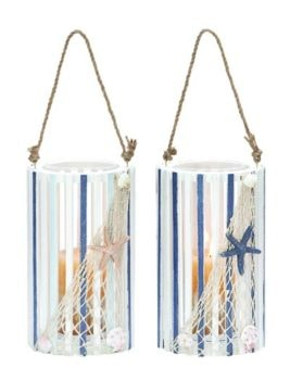 Assorted Nautical Candle Lantern