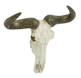 Cow Skull Western Wall Decor