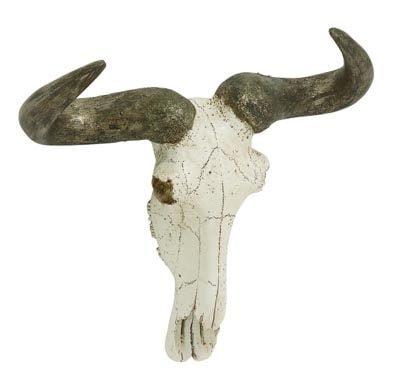 Cow Skull Western Wall Decor