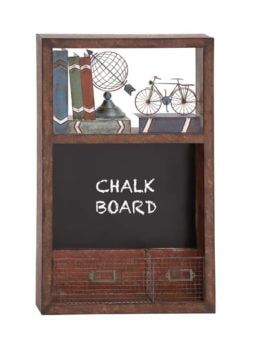 School Days Vintage Wall Chalkboard