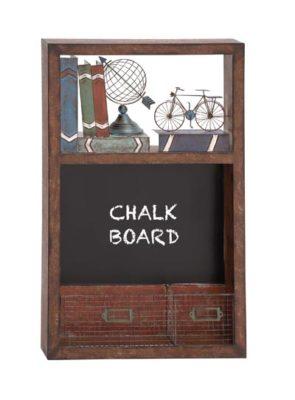 School Days Vintage Wall Chalkboard