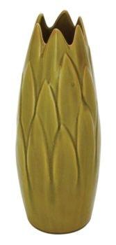 Ceramic Artichoke Inspired Vase