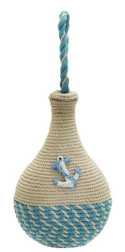 Nautical Rope Door Stopper