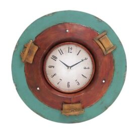 Nautical Hatch Wall Clock