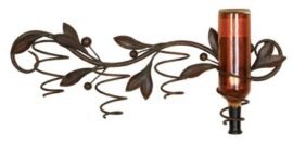 Metal Wine Vine Wall Decor