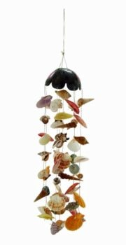 Seashell Mobile Windchime