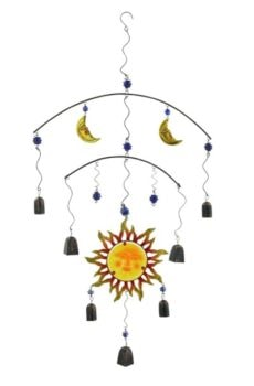 Sun and Moons Mobile Chime