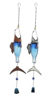 Assorted Sailfish Wind Chime