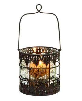 Lantern Style Candleholder