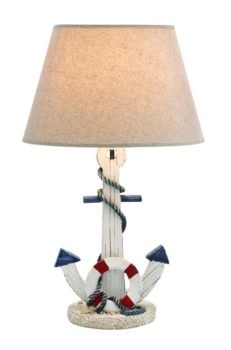 Nautical Anchor Lamp