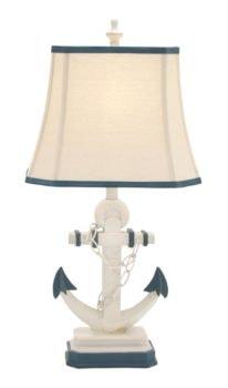 Nautical Anchor Lamp