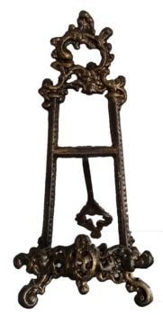 Antique Finish Easel