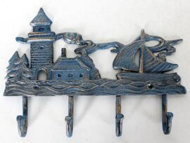 Lighthouse Coast Coat Hooks