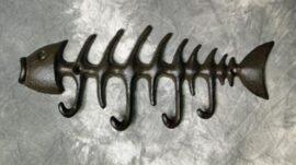 Fish Bones Hooks