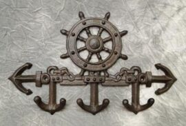 Nautical Key Hook