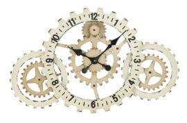 Industrial Revolution Art Wall Clock
