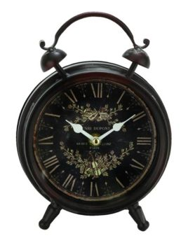 Old World Style Clock
