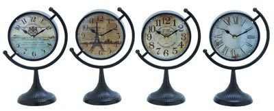 Assorted Antique Style Clock