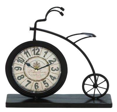 Big Wheel Bicycle Clock
