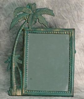 Rectangular Palm Trees Mirror