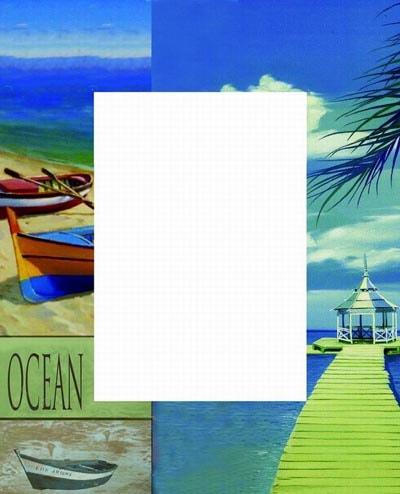 Oceanview Wall MIRROR
