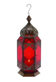 Decorative Moroccan Lantern