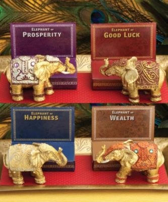 Assorted Good Wishes Elephant