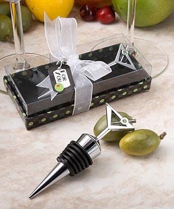 Martini Wine Stopper
