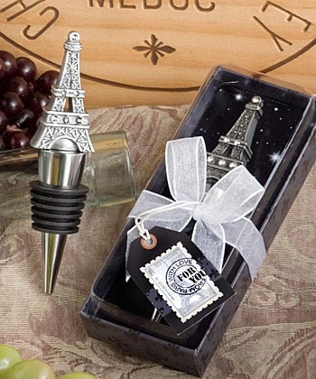 Eiffel Tower Wine Bottle Stopper