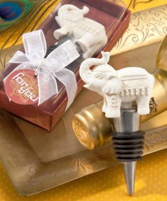 Elephant Wine Bottle Stopper