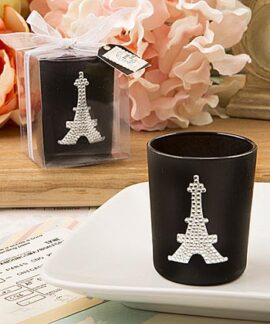 Eiffel Tower Votive Candleholder