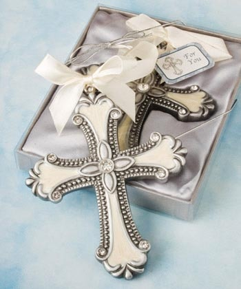 Hanging Cross Ornament