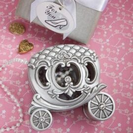 Fairy Tale Coach Trinket Box