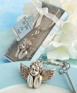 Cherub Key Ring in Gift Box
