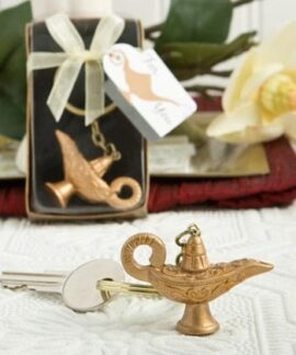 Aladdin's Lamp Key Ring