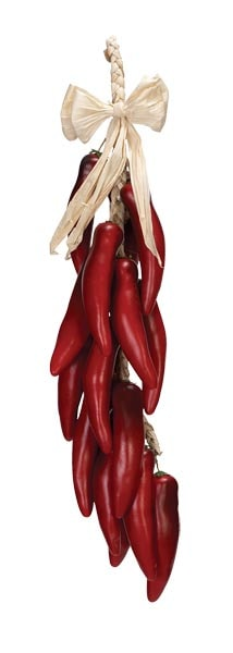 Decorative Red Chiles Bunch