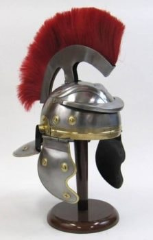 Roman Centurion Helmet Reproduction