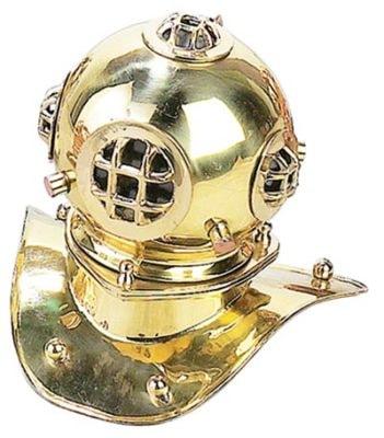 Brass Diver's Helmet