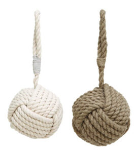 Assorted Nautical Rope Ball