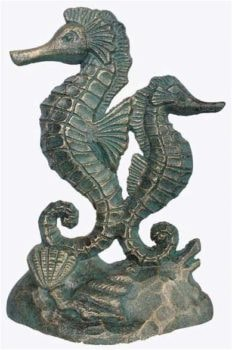Seahorses Door Stopper