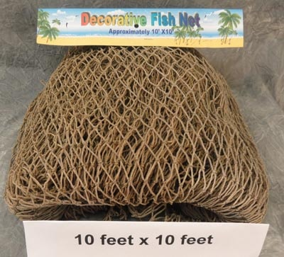 Large Fish Net in Package