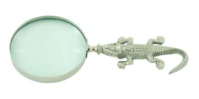 Alligator Handle Magnifier