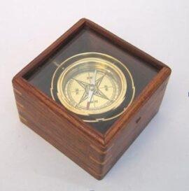 Gimbal Ship's Compass
