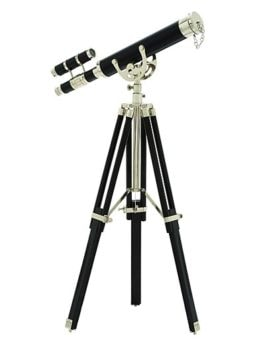 Telescope on Tripod Stand