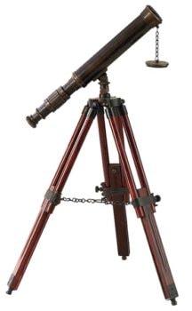 Antique Finish Telescope