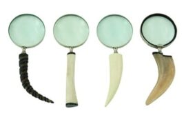 Assorted Magnifying Glass with Decorative Handle
