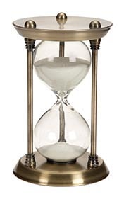 Decorative and Functional Sand Timer