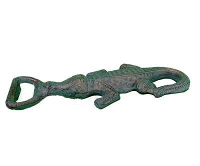 Alligator bottle opener globe imports - Alligator bottle opener ...