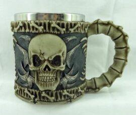 Skull Drinking Mug